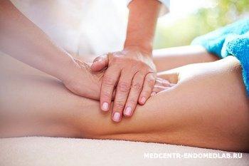 Методика массажа при суставных переломах растяжение связок коленного сустава лечение гипс